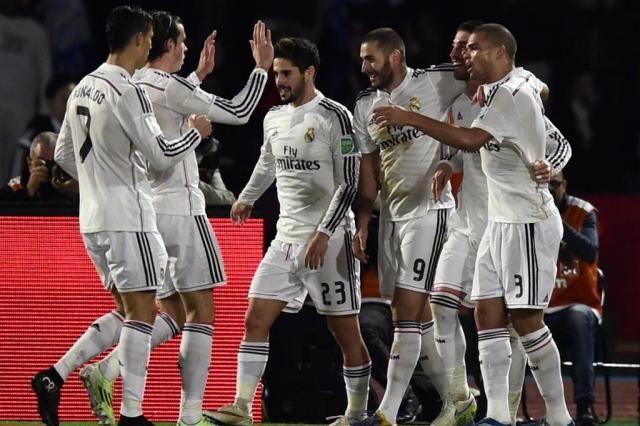 Real Madrid vence campeonato Mundial de Clubes 2014  http://angorussia.com/desporto/real-madrid-vence-campeonato-mundial-de-clubes-2014/