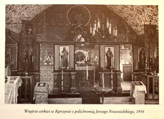 Polichromie :: Jerzy Nowosielski