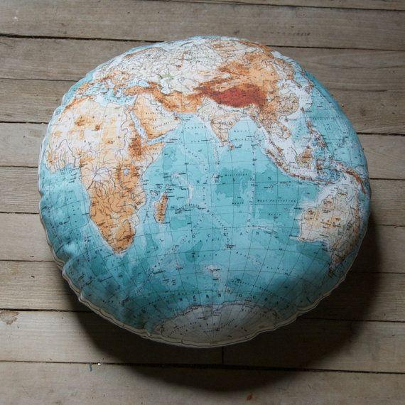 globe cushion