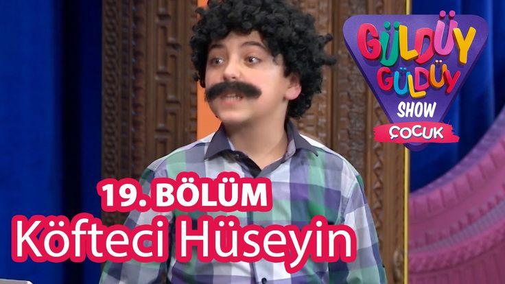 ✿ ❤ Perihan ❤ ✿ KOMEDİ :) Güldüy Güldüy Show Çocuk 19. Bölüm, Köfteci Hüseyin Skeci :))