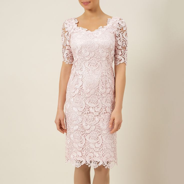 Jacques Vert Chemical lace dress- at Debenhams.com