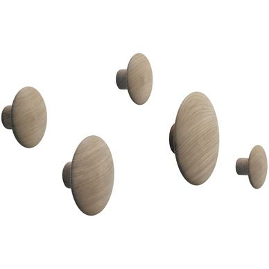 Muuto The Dots knagger