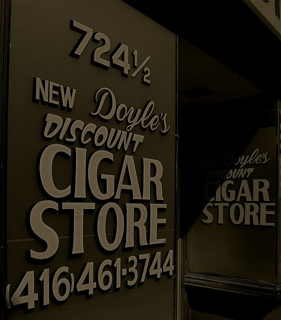 Doyle's Discount Cigar Store