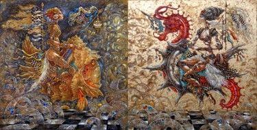 Twilight and Golden Warriors