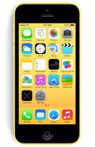 NEW 32GB APPLE IPHONE 5C YELLOW MF093B/A FACTORY UNLOCKED LTE 4G BANDS 1/2/3/5/7/8/20 Model A1507 GSM (2G & 3G 850/900/1900/2100 & 4G LTE 800/850/900/1800/1900/2100/2600)  #Apple #Wireless