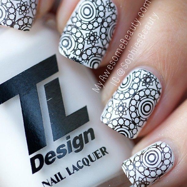 177 best nails stamped images on pinterest make up beautiful 177 best nails stamped images on pinterest make up beautiful and enamel prinsesfo Images