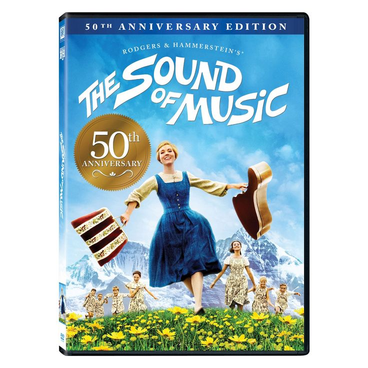 Single-disc DVD contents: <BR/> • Feature Film In Standard Definition <BR/> • Newly Remastered Picture and Sound <BR/> • Optional Sing-Along Track <BR/> • Music Machine Sing-Along <BR/> • The Sound of Music Tour – A Living Story