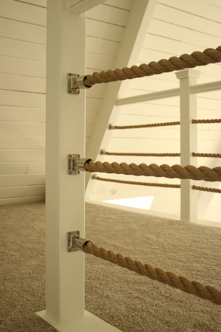 rope net railing - Google Search
