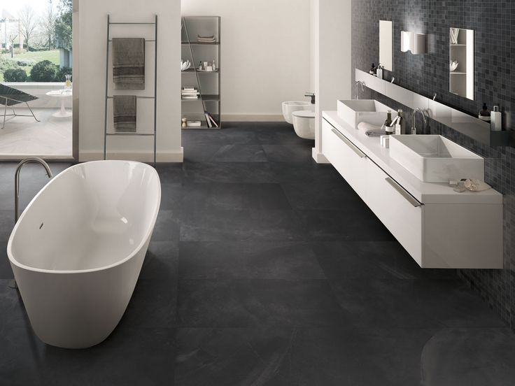 creative inspiration resin bathroom floor. Signorino Tile Gallery  Architect Resin Bruxelles Black Bathroom InspirationResinFlooring 38 best CONCRETE LOOK TILES images on Pinterest Cement Concrete