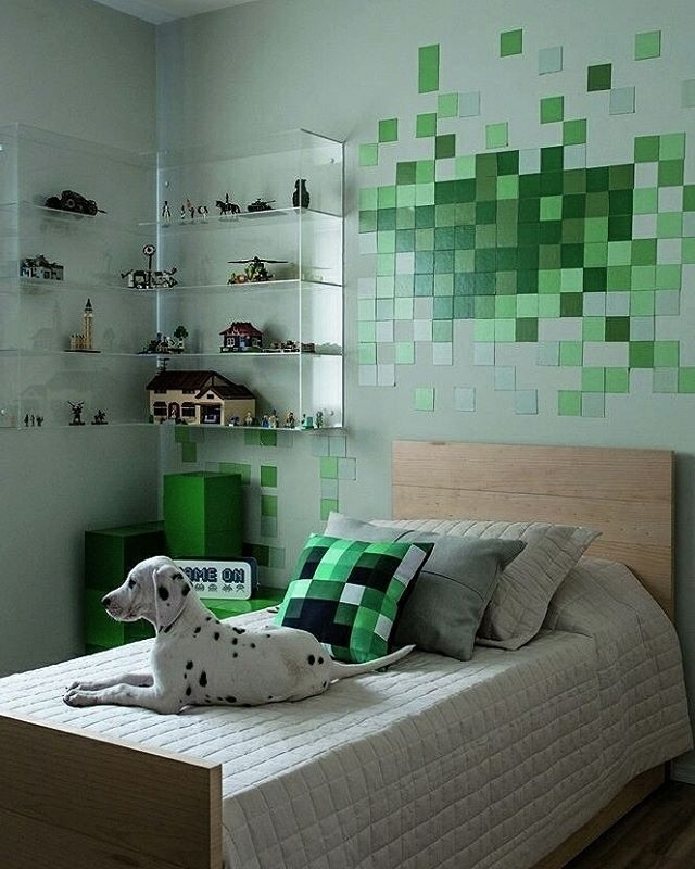 48 best kinderzimmer minecraft images on pinterest for Minecraft kinderzimmer