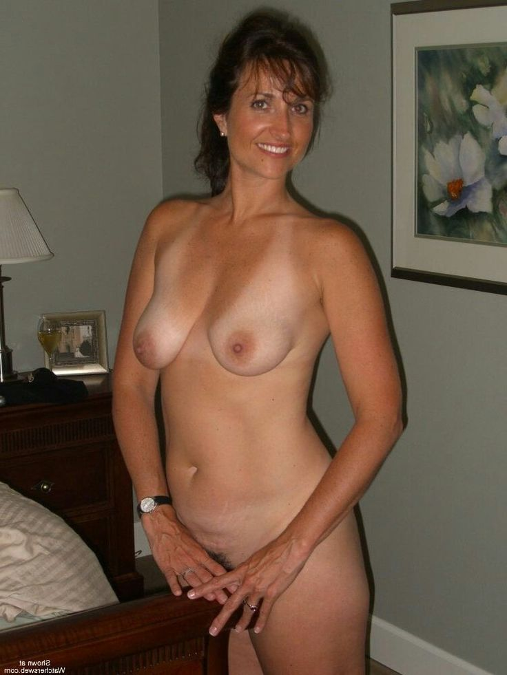 Beautiful british milf with big boobs