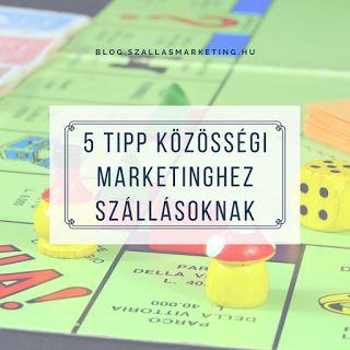 5 tipp közösségi média marketinghez szállásoknak