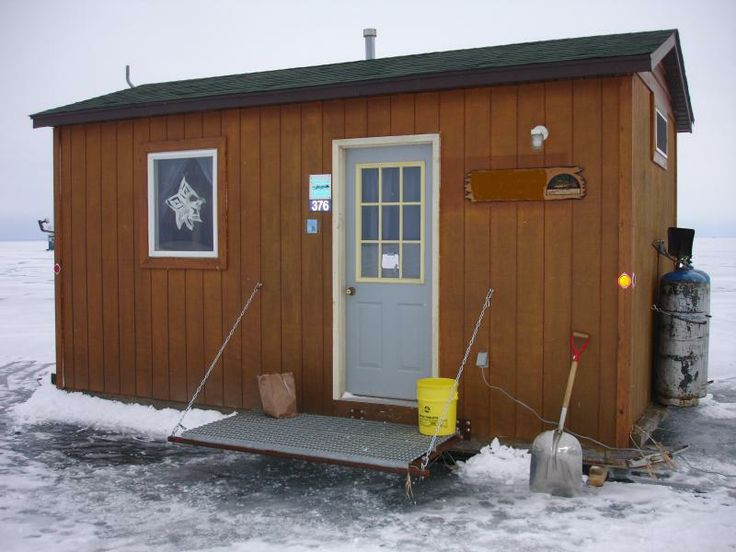 Fishing Ice Fishing Bush Huts Pinterest Fishing