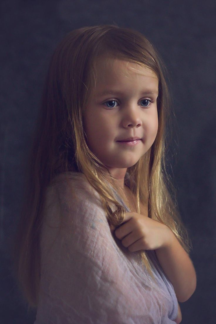 my 4 year old girl
