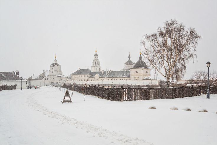 Свияжск  -  город  на  острове.  Реклама сеалекса от Ивана Грозного и спасительный потоп: alkopona