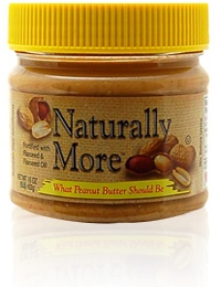 Naturally More Peanut Butter - The BEST natural peanut butter