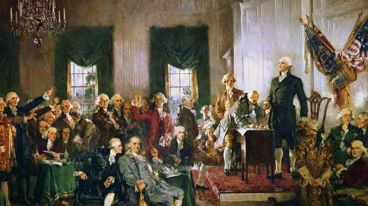 United States Constitution Essay Examples