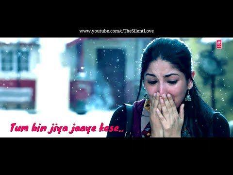 Sad whatsapp video status | Tum bin song whatsapp video status | Sanam re movie | Yami Gautam - YouTube