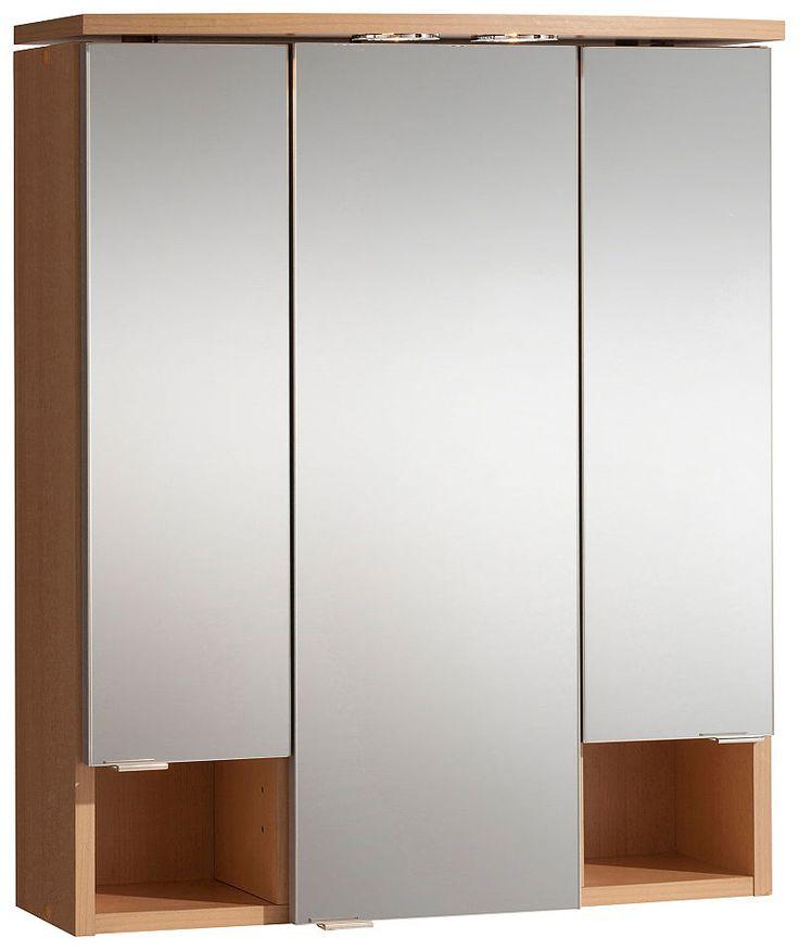 Die besten 25+ Bad spiegelschrank mit beleuchtung Ideen auf Pinterest - badezimmer spiegelschrank beleuchtung