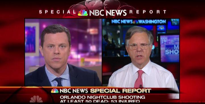 NBC News special report, 2016