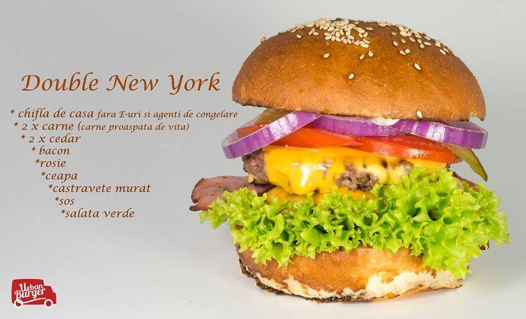 Urban Burger Bucuresti