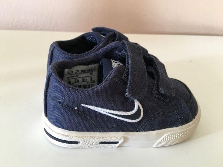 Mein Orig. Nike Baby Sneakers Gr.18,5 / 9 cm Neu von Nike! Größe 18 für 15,00 €. Schau´s dir an: http://www.mamikreisel.de/kleidung-fur-jungs/sneakers/30212142-orig-nike-baby-sneakers-gr185-9-cm-neu.