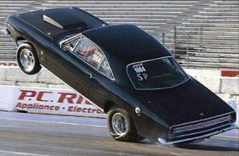 Race car - Mopar