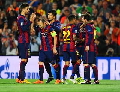 detikSport | Data & Fakta Semifinal Liga Champions: Barca dan El Real Lanjutkan Dominasi Spanyol Barcelona dan Real Madrid meneruskan dominasi Spanyol di pentas Liga Champions setelah sama-sama lolos ke semifinal. Keduanya juga tercatat sebagai klub yang paling sering lolos ke babak empat besar.  Setelah menuntaskan duel leg babak perempatfinal, keempat klub yang lolos ke semifinal akan mengetahui siapa lawan yang akan mereka hadapi dalam drawing yang digelar Jumat (24/4/2015) pukul 18.00…