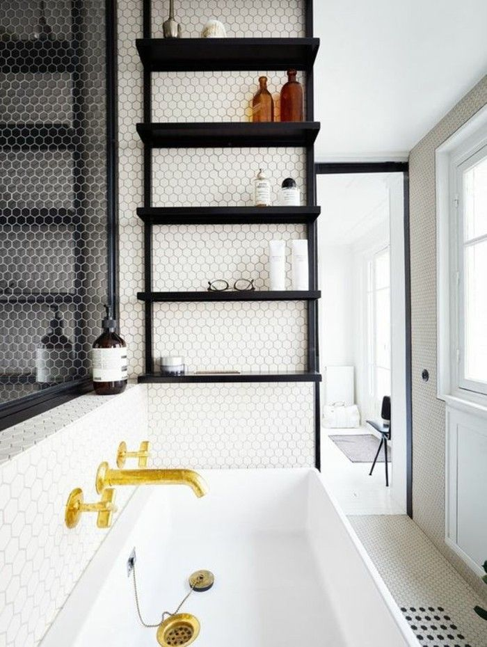 25 best SALLE DE BAIN images on Pinterest Bathroom ideas, Live and