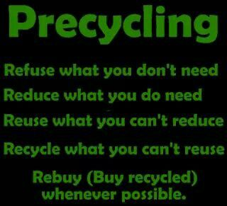 Precycle...