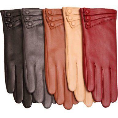 Amazon.co.jp: 【WARMEN】レディース レザー 本革 羊革 ナッパ革 手袋 グローブ 手ぶくろ 冬 保温 暖かい 厚ライニング L003NC: 服&ファッション小物