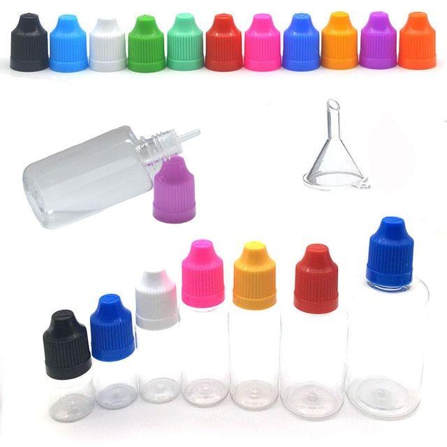 e7bc8d7a4f67 5pcs 3/5/10/15/20/30/50/100 PET Clear Plastic bottle Empty Square ...