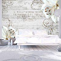 Fresh murando Fototapete Blumen Lilien x cm Vlies Tapete Moderne Wanddeko Design Tapete