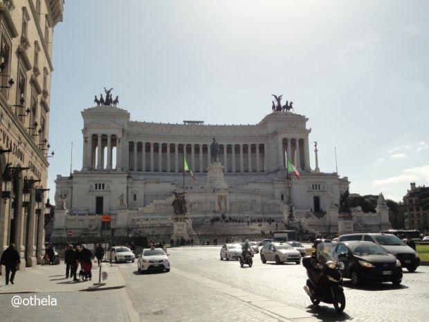 Eternal City Rome Italy