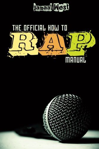 The Official How To Rap Manual is a how to manual for rap artist who want to perfect thier craft.  They learn the importance of poetry, grammer, and lyric writing to name a few of the things they will learn.