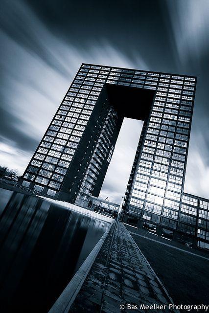 ~~Tasman Tower - Groningen, The Netherlands by Bas Meelker~~