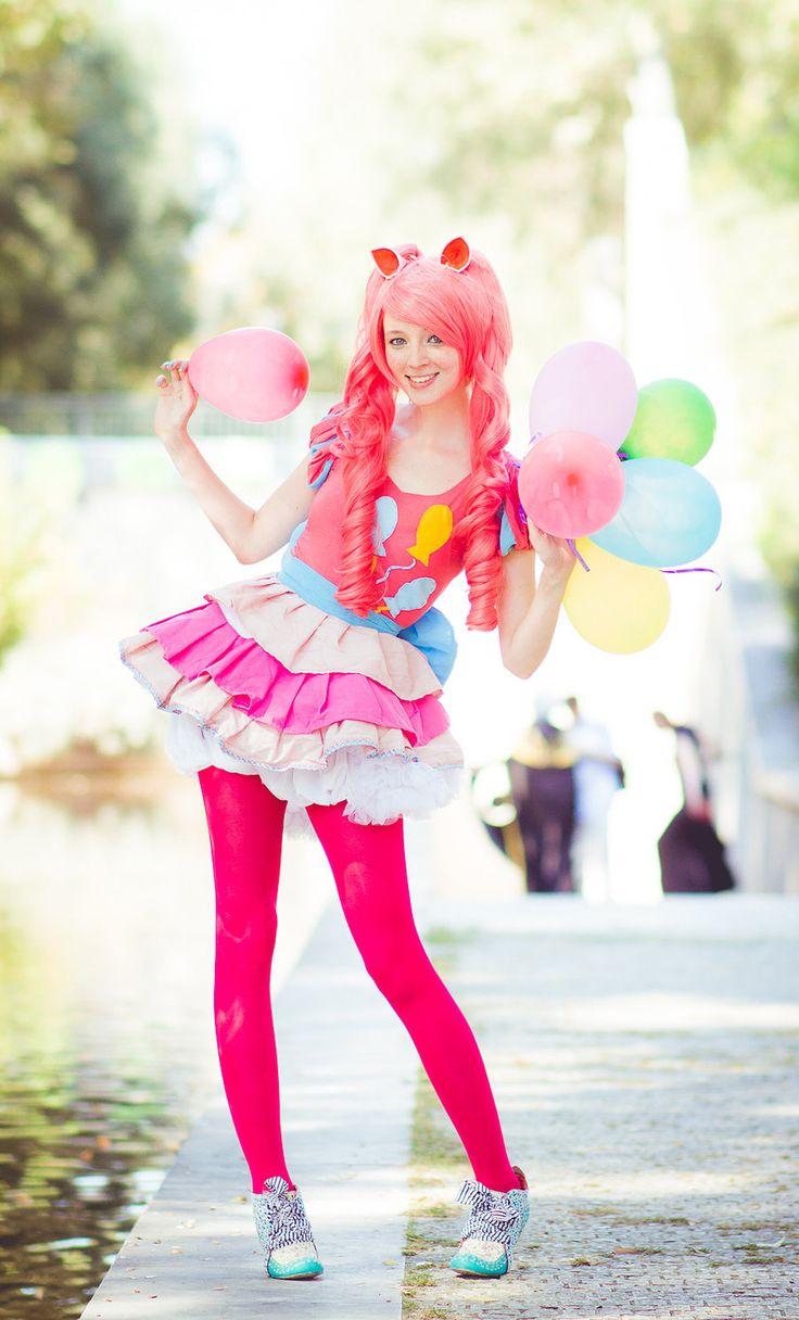 Pinkie Pie ! by Ainlina.deviantart.com on @deviantART #pinkiepie #mlp #cosplay