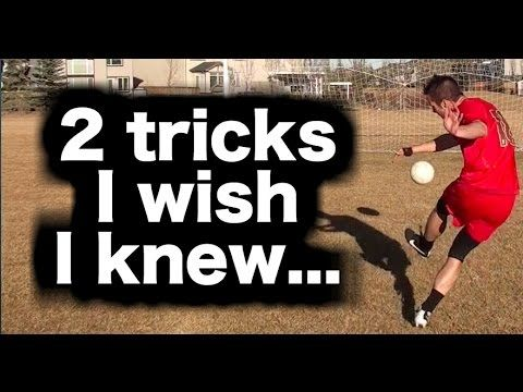 I wish I knew these 2 crucial tricks when I was younger! Watch this ONLY if you want to score more goals and improve your shooting: https://www.youtube.com/watch?v=MBr7RwsDmec