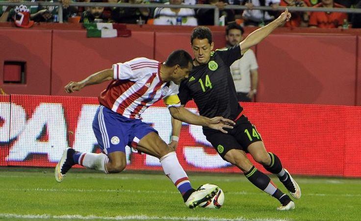 A qué hora juega México vs Paraguay el partido amistoso 2016 y en qué canal se transmite - https://webadictos.com/2016/05/27/hora-mexico-vs-paraguay-amistoso-2016/?utm_source=PN&utm_medium=Pinterest&utm_campaign=PN%2Bposts