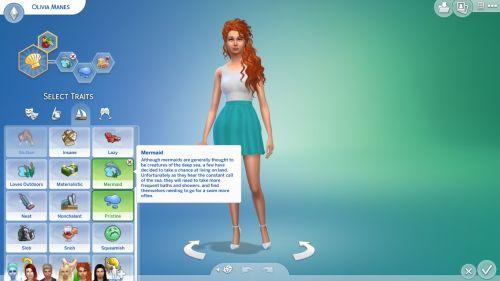 Traits / Sims 4 Custom Content