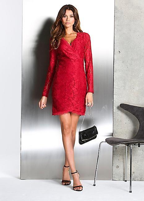 Evesham Lace Shift Dress
