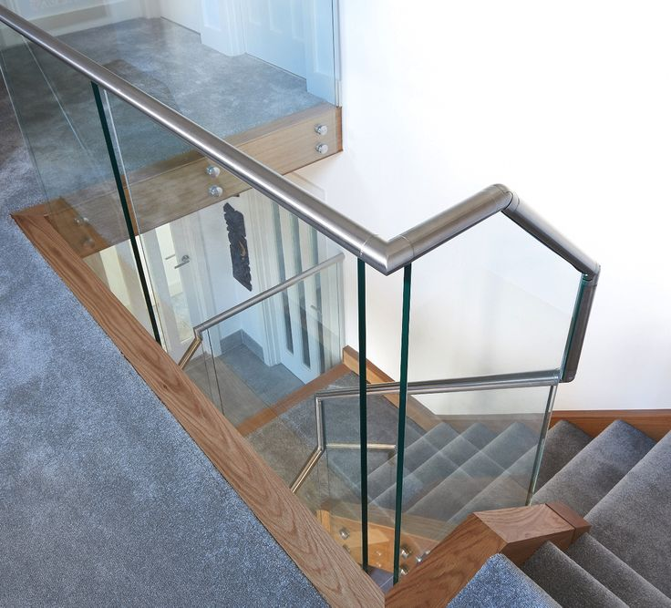 Infinity Integral glass and wood renovation. New staircase design for beautiful homes. Photographed by Matt Cant and styled by Nicola Wilkes from My Settled Home.