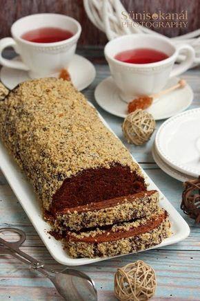 Sünis kanál: Dán csokoládés sütemény mazsolával