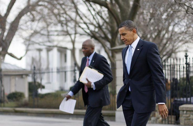 reggie love obama