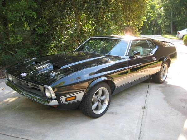 17 Best images about 1973 Mustang on Pinterest | Cars ...
