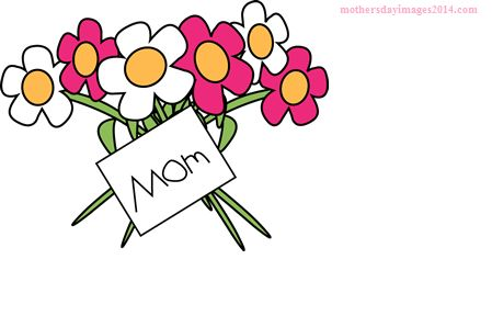 Clip Art Flowers For Mother's Day