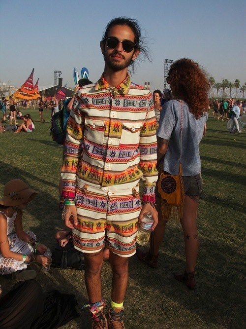 Mr Turk snaps pictures at Coachella. #MrTruk #Coachella