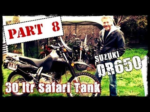 DR650 - Part 8 - YouTube