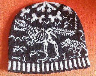 Ravelry: T-Rex beanie pattern by Sandra Jäger