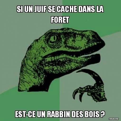 Humour noir #juif